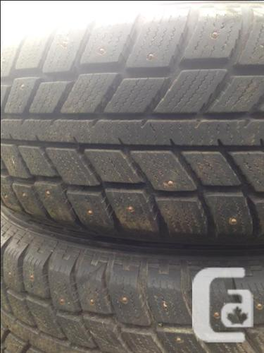 Kingstar Winter Studded Tires 235/65R17
