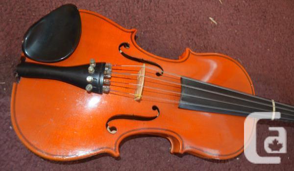 3 4 Violin For Sale : kiso suzuki 3 4 violin for sale in belle plaine saskatchewan classifieds ~ Vivirlamusica.com Haus und Dekorationen
