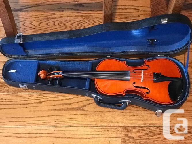 Kiso Suzuki Violin Co., Ltd  ½ size 1981 Violin