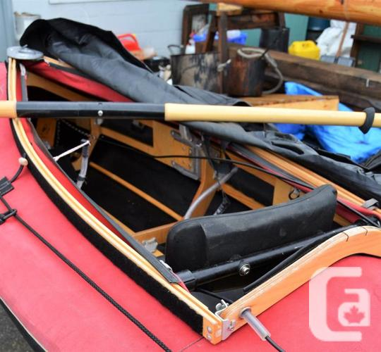 Klepper Aerius Scout 380 Folding Kayak in Victoria, British Columbia for  sale