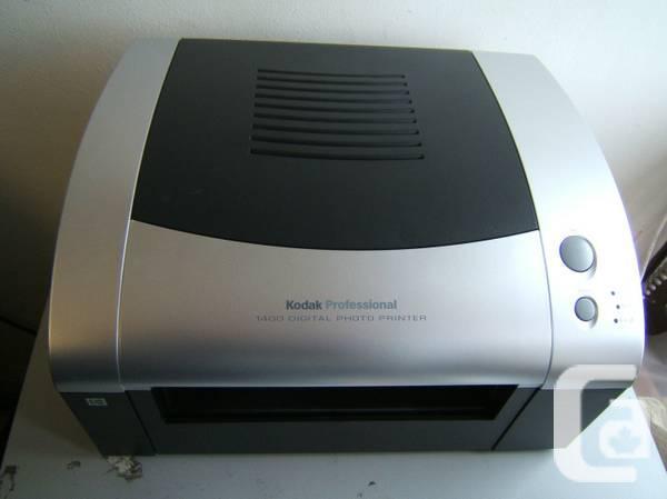 KODAK PROFESSIONAL 1400 DIGITAL PHOTO THERMAL PRINTER -
