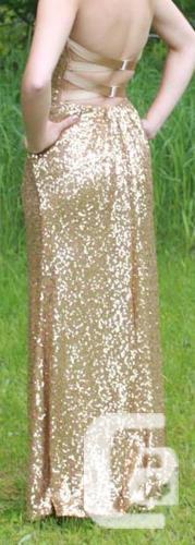La Femme Prom Dress For Sale