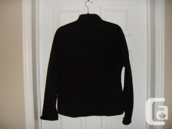 Ladies Beautiful Black AVIA Spring Jacket - Meduim