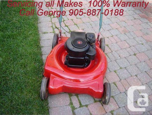 Ladies & Gentleman Start your Lawnmower, Not Working
