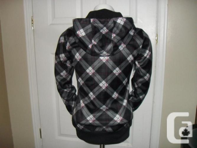 Ladies Gorgeous Burton Hoodie/Jacket -Size Small