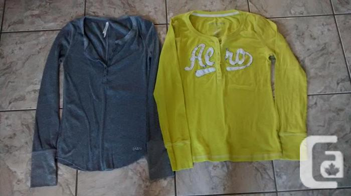 Ladies Long Sleeve Shirts - Size