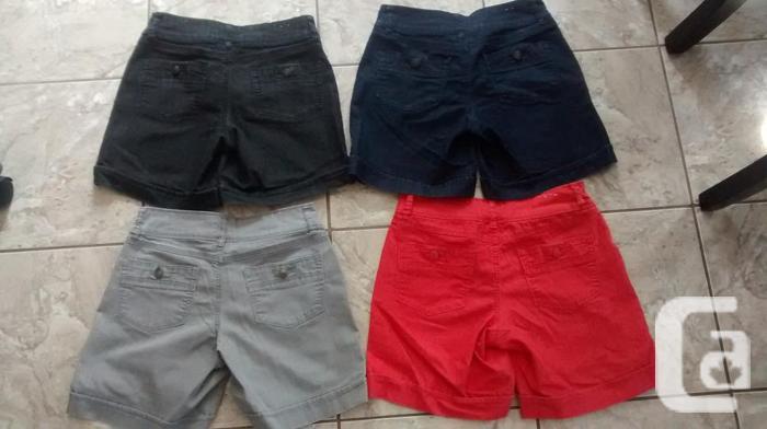 Ladies Santana Shorts - Size 6