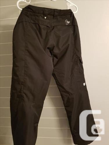 Ladies ski/board pants
