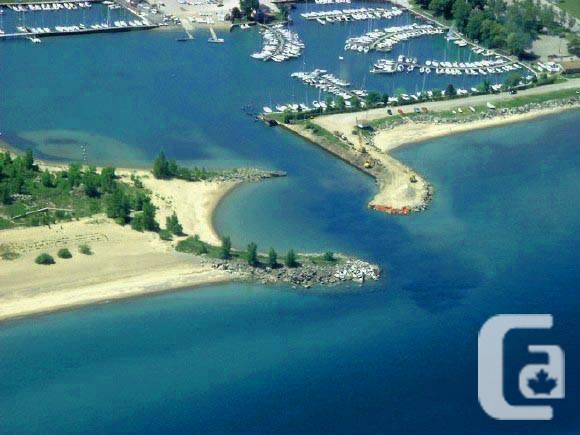 Lake Huron Boat slip for rent for 2014 season