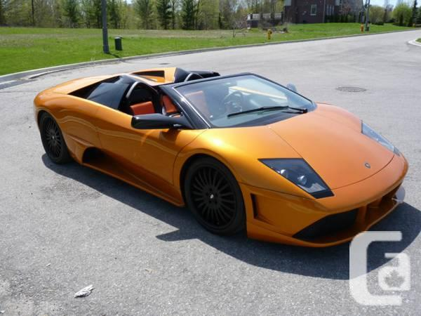 Lamborghini Murcielago Kit Car For Sale For Sale In Peterborough