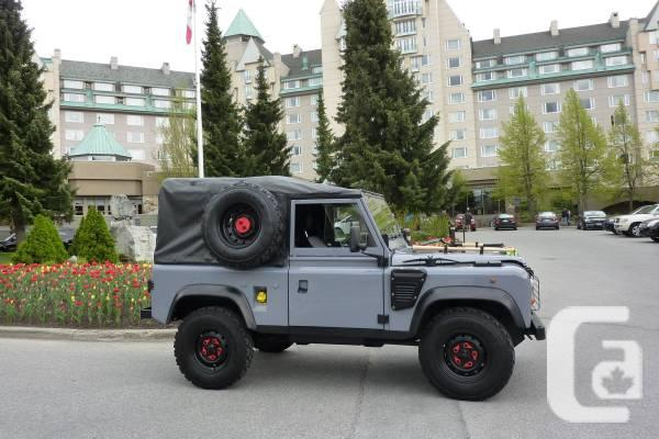 Land Rover Defender Xd Wolf For Sale In Toronto Ontario