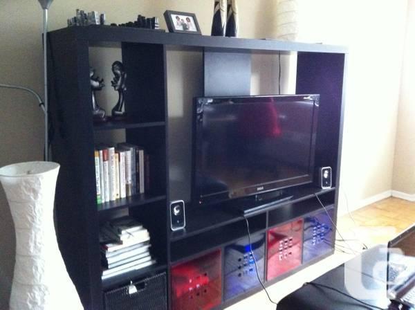 Lapland TV Storage unit + 4 Storage Baskets - $120 & Lapland TV Storage unit + 4 Storage Baskets - for sale in Guelph ...