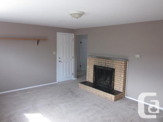 Large, clean, 1 bdrm suite. 1150 incl utilities,