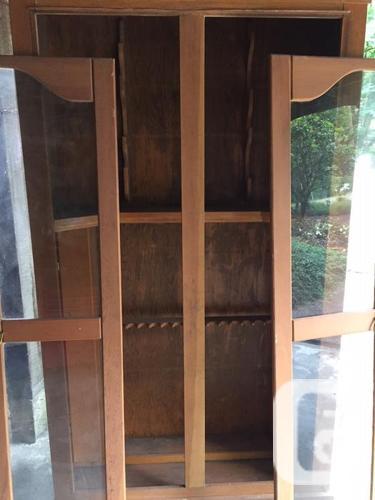 Large Gun Cabinet/display Case
