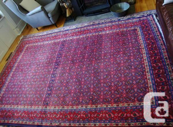 large oriental carpet - $400