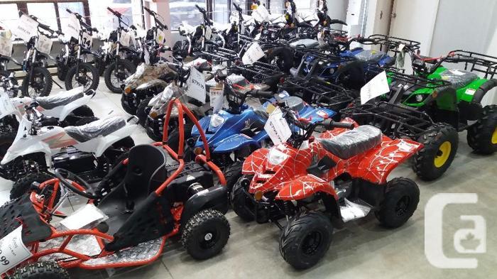 Largest ATV Dealer In Toronto -Lowest Priced! Starting