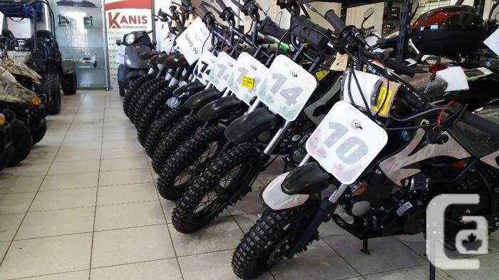 Largest Dirt Bike Dealer -Lowest Priced! Starting At