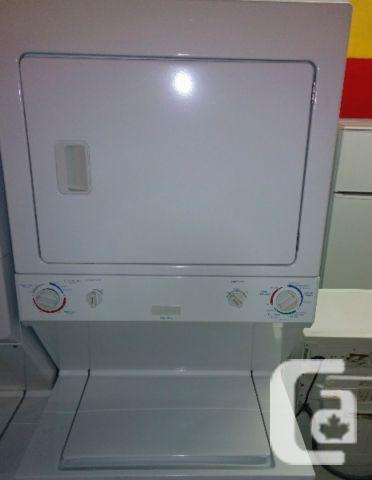 LAUNDRY CENTER WASHER DRYER STACKED UNIT SALE