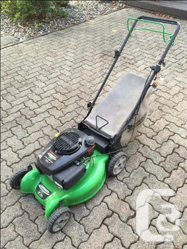 Lawn Boy Self Propelled Mower with Kohler Courage XT
