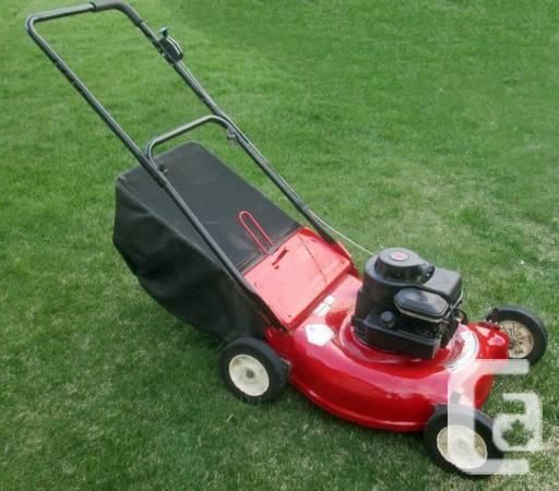 Lawnmower ~ 3.5 HP Mulching - $145