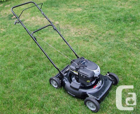 Lawnmower ~ 6.0hp Mulching c/w Bag