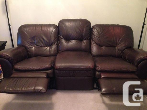 Lazy Boy Sofa and Love seat Recliner