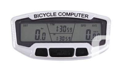 LCD Bike Bicycle Speedometer Odometer Computer
