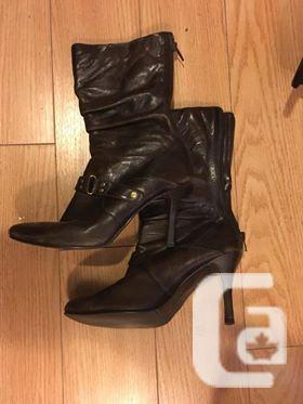 leather boot size  8 $20 per items