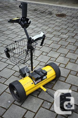 Lectronic Kaddy Power Cart