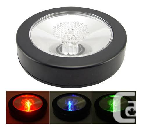 LED Color Changing Drink Coasters - 2 Pack - $25