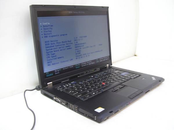 Lenovo Thinkpad T500 15.4