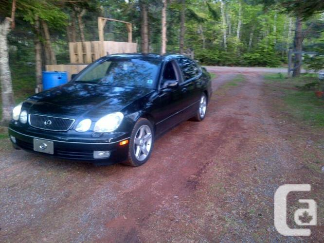 Lexus GS 400 Newly Inspected, Fully Loaded, V8, Mint