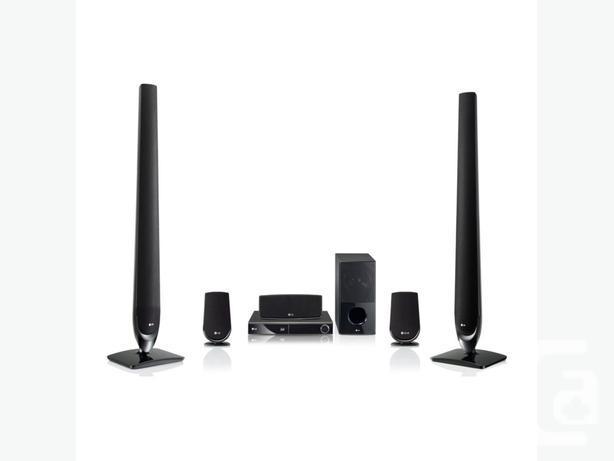 LG Surround Sound 3D Bluray SystemWatch|Share