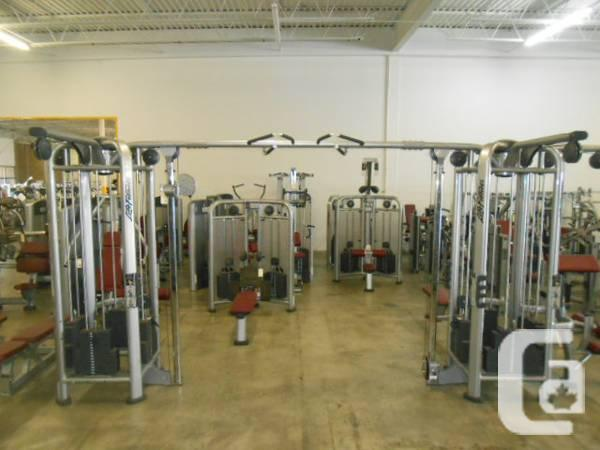 LIFE FITNESS / HAMMER STRENGTH EQUIPMENT PKG - $85000 in Vancouver, British  Columbia for sale