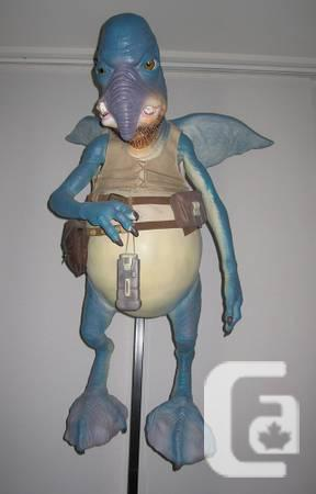 Life Size Star Wars Watto Full Size Prop - $280