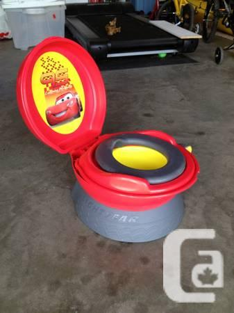 Lightning Mcqueen Potty Chair For Sale In Victoria