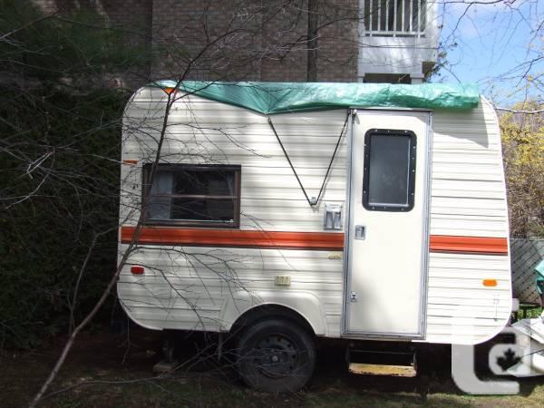 Lightweight Small Bonair Travel Trailer For Sale In