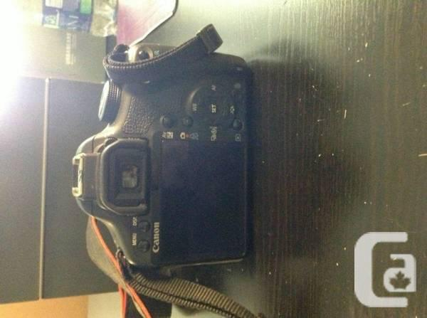 *LIKE NEW* EOS Canon Rebel T1i - $350