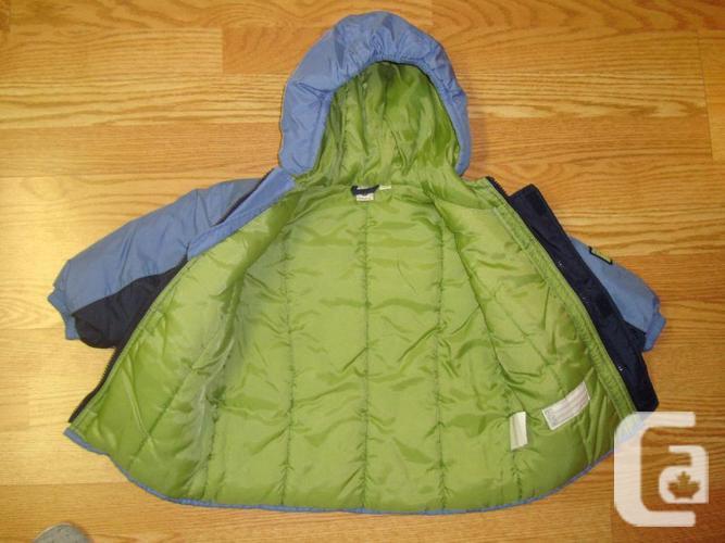 Like New Winter Coat Size 2 - $5