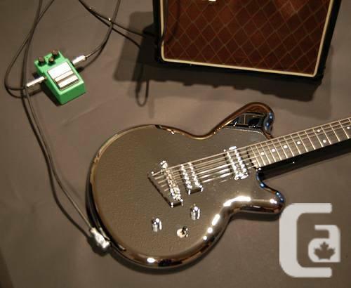 Liquid-Metal Guitar - $1750