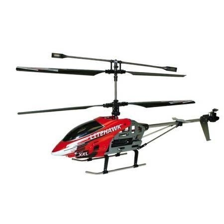 LiteHawk XXL R/C Helicopter - $40