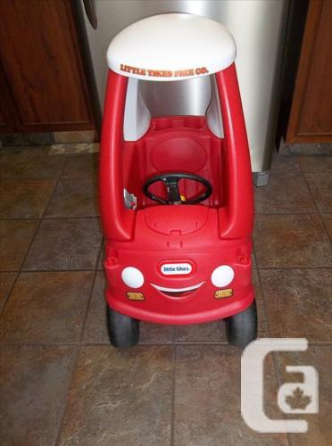 Little Tikes - Ride & Rescue Cozy Coupe