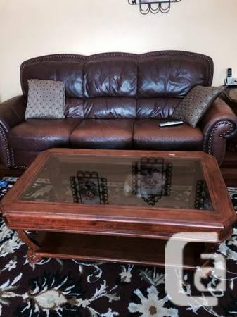 Living room furniture - $1200