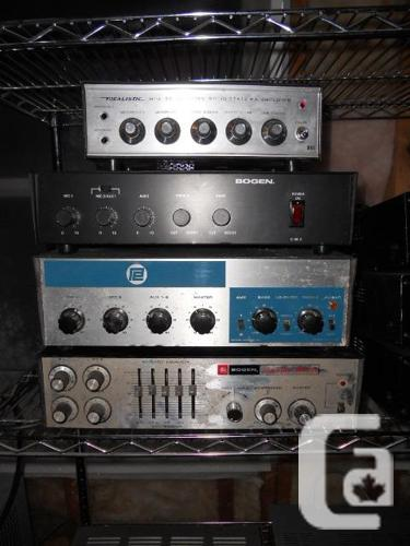 Load of Amps