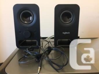 Logitech Z150 Multimedia Speakers Black