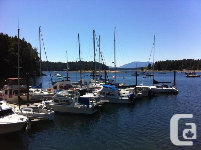 Long Term Moorage Available!