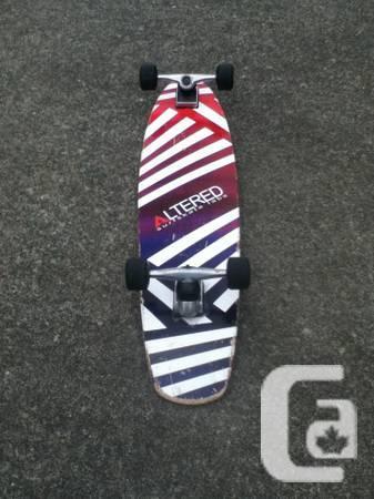 Longboard for sale - $80