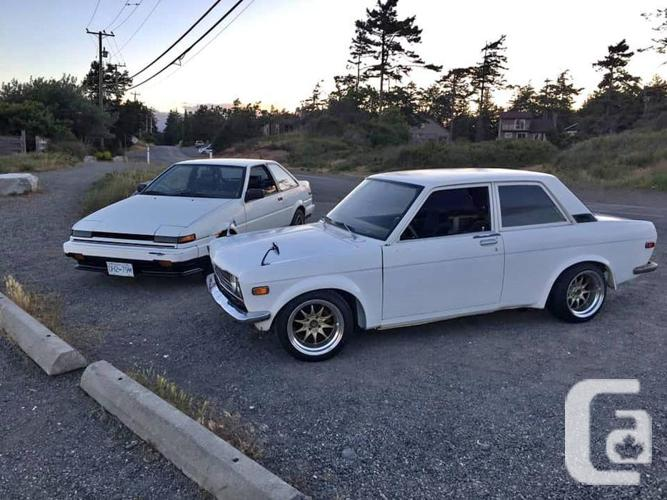 Looking for a Driveable Japanese Project Car