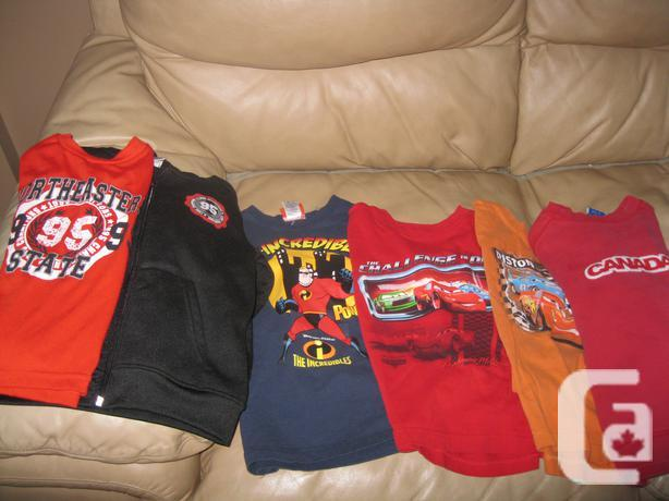 Lot of Boys size 6(6x) ALL for ONLY $30 *** SEE NOTE
