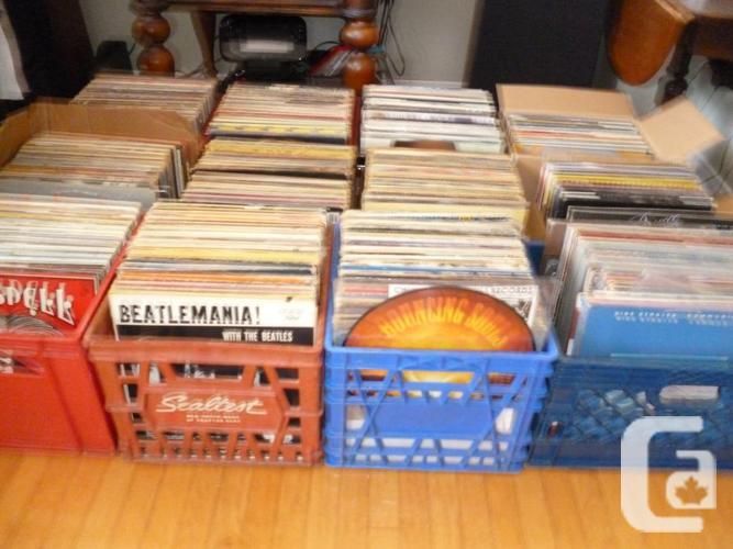 Lots of Vinyl Records LPs at Glebe Community Centre